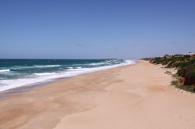 Playa de la Barrosa Cádiz