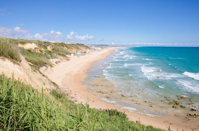 Playa de la Fontanilla Conil