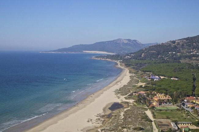 Playa de los Lances Cádiz