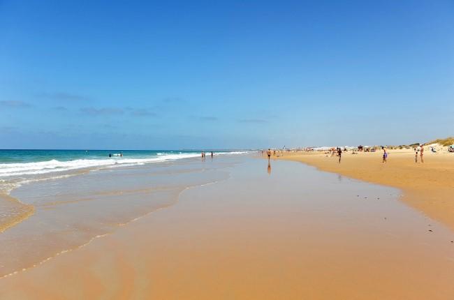 Playa del Palmar Cádiz