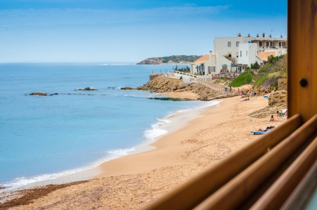 Playa del Pirata Cádiz