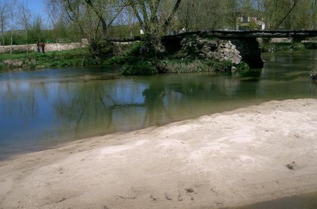 Playa fluvial de Rábano Valladolid