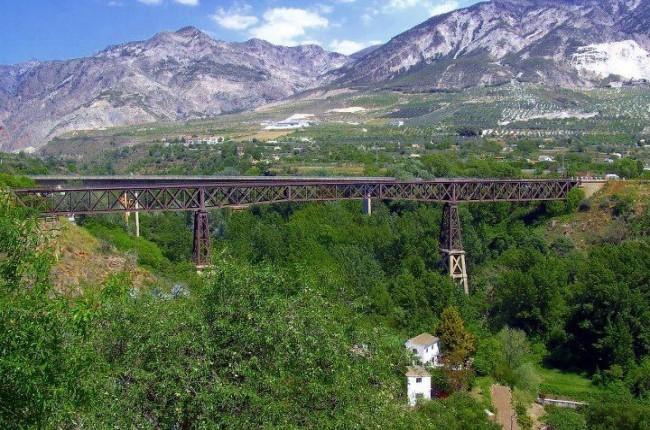 Puente de Lata Durcal