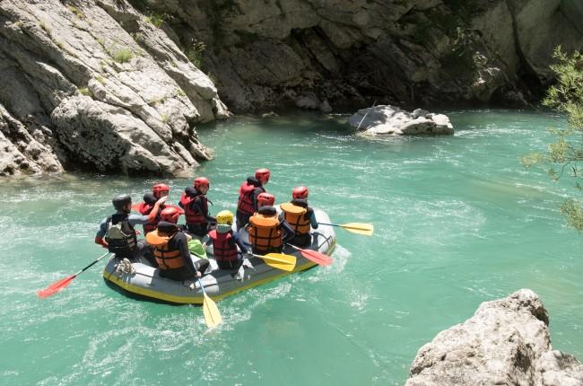 Rafting Sierra de Cazorla