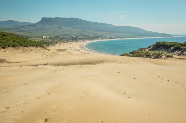 playa de bolonia Cádiz