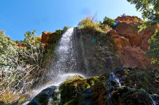 Cascada del Rincón de la Toba