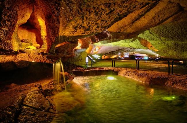 Cueva Font Major Tarragona