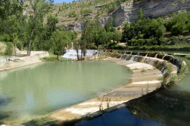 Piscina natural Jorquera Albacete