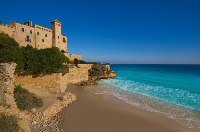 Playa Costa Dorada Tarragona