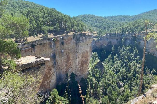 Ruta del Escalerón a la Raya Cuenca