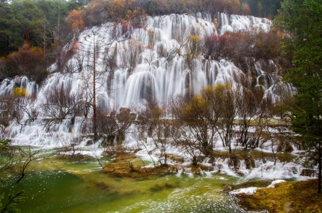 Ruta del nacimiento del rio Cuervo Cuenca