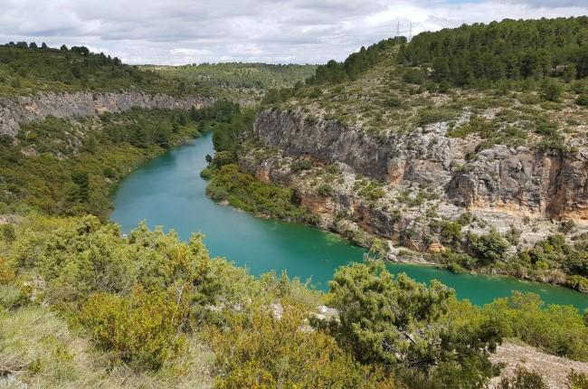 Sendero de la hoz de Alarcón Cuenca