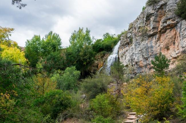 cascada del Molino de la Chorrera Cuenca