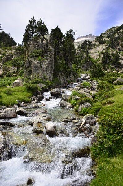 forau de aiguallut río