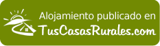 CASA EL CIPRES en Tuscasasrurales.com
