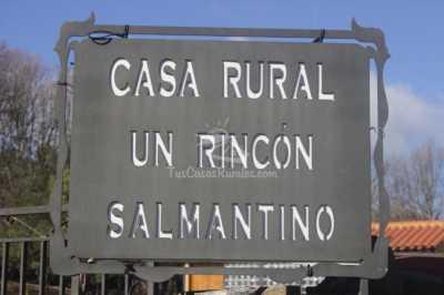 Casa Rural Un Rincon Salmantino