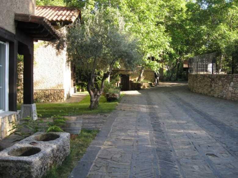 Las Casitas Del Huerto Casa Rural Completa En La Alberca Salamanca