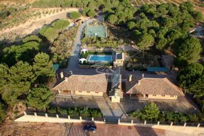 Casas Rurales El Pinar de Picazo