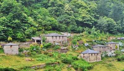 Casas de Aldea Teixois