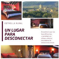 Oferta de Alojamientos Estrella Rural