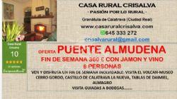 Oferta de Casa Rural Crisalva