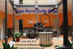 Oferta de Casa Rural Doña Elisa
