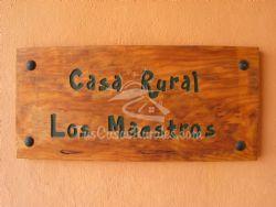 Oferta de CASA RURAL LOS MAESTROS