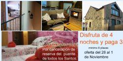 Oferta de Casa Rural Cijara