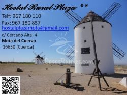 Oferta de Hostal Rural Plaza**