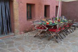 Casas rurales en tarragona - Casa rural les orenetes ...
