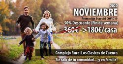 Oferta de Los Clasicos de Cuenca