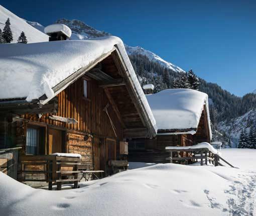 casas rurales para esquiar
